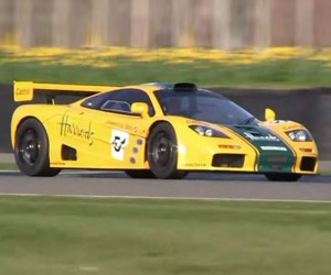 16 McLaren F1 Cars Make a Fantastic Racket