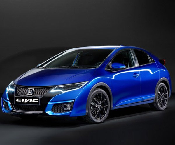 Honda to Import Euro Civic Hatch to the US