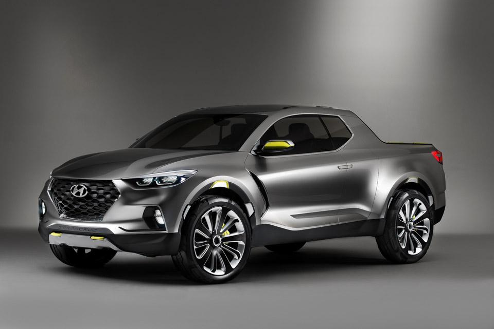 Hyundai May Make Pickups Based on Santa Cruz Concept Reaction