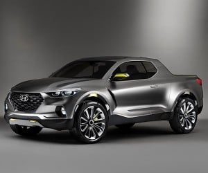 Hyundai May Make Pickups Based on Santa Cruz Concept Reaction