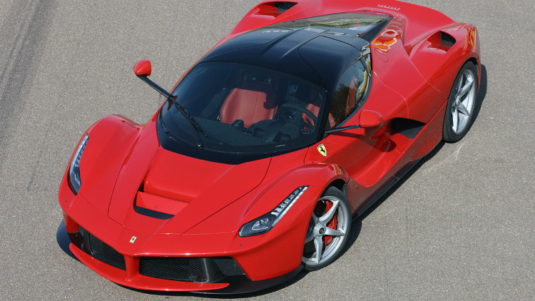 Ferrari Replaces Fuel Tanks on Some LaFerrari Hypercars