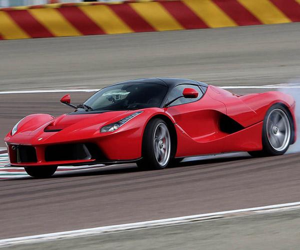Ferrari Replaces Fuel Tanks on Some LaFerrari Hypercars