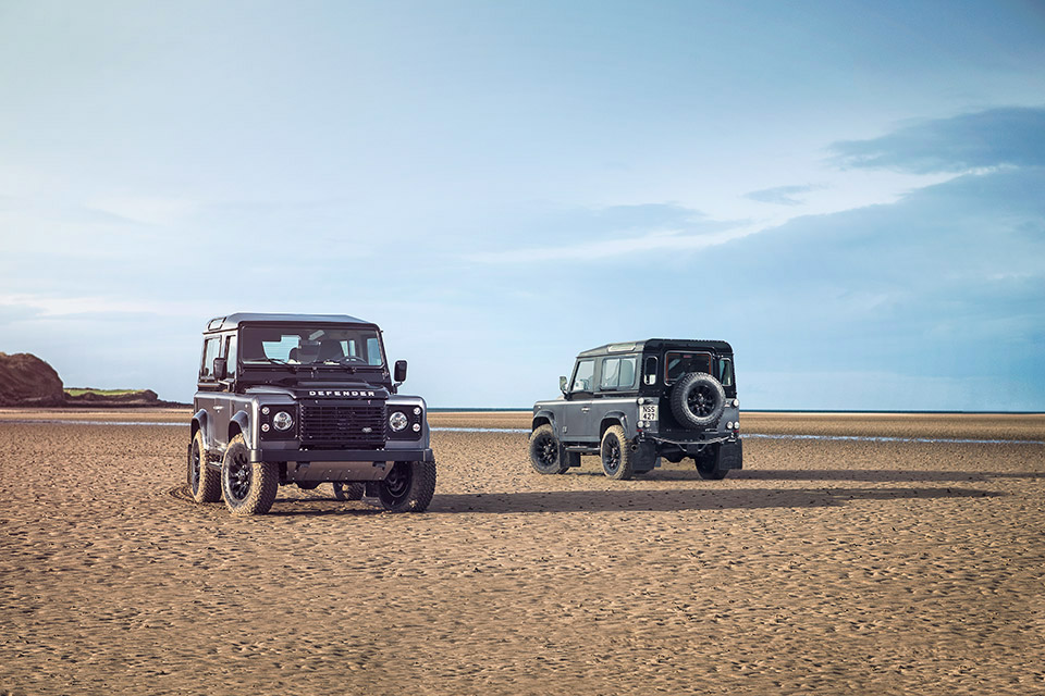 Next Generation Land Rover Defender: USA Bound?