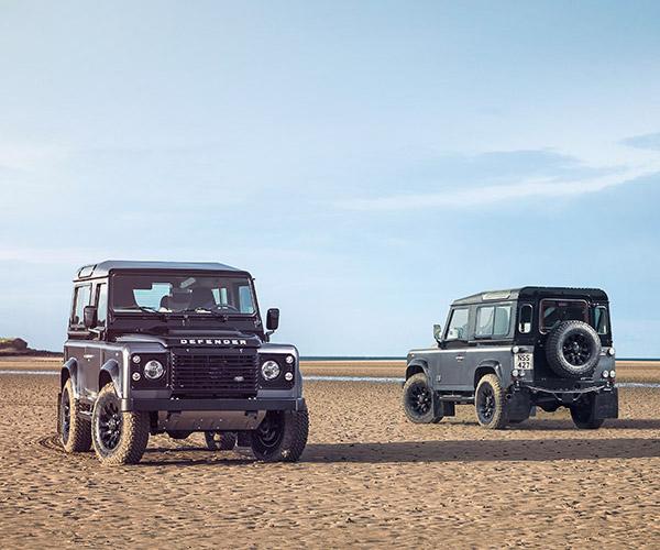 Next Generation Land Rover Defender: USA Bound?