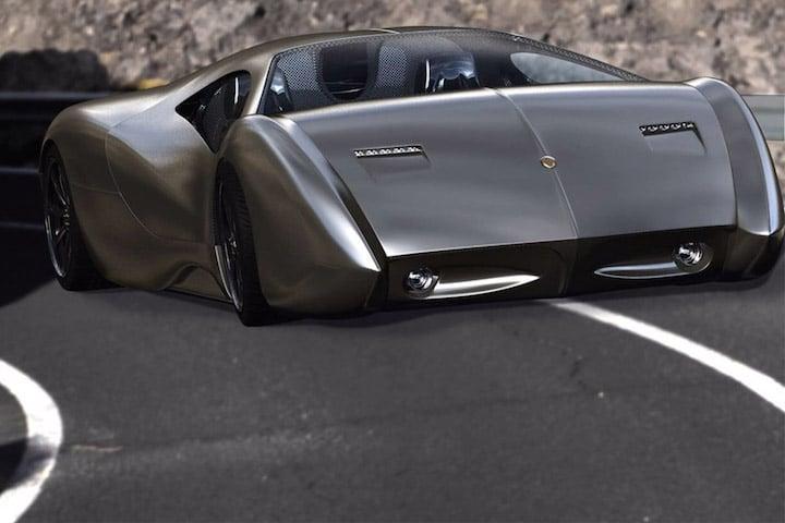 Lyons Motor Car to Show Its 1,700 HP Car at NYIAS