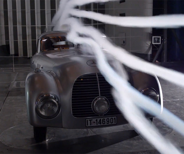Mercedes Brings a 1930s Supercar Back to Life