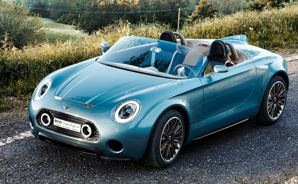 The Mini Superleggera Has Reportedly Been Green-Lit