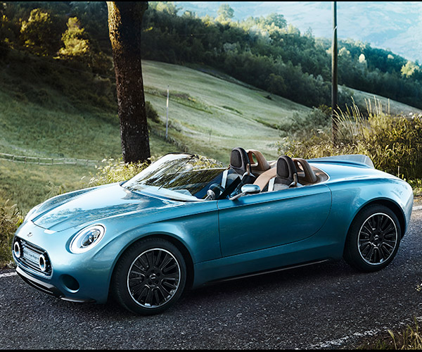 The Mini Superleggera Has Reportedly Been Green-Lit