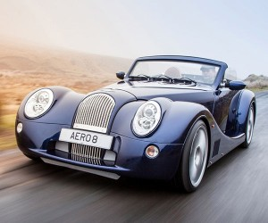 The Morgan Aero 8 Is Back!