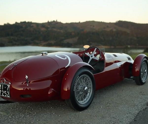 Dick DeLuna's 1948 Nardi-Danese 6C 2500