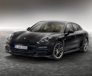 Porsche Unveils Subtly Enhanced Panamera Edition
