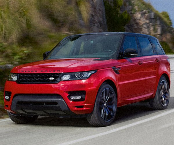 Range Rover Sport HST Packs New 380hp V6