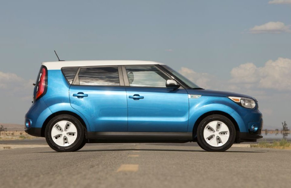 Kia Soul EV Available in More States
