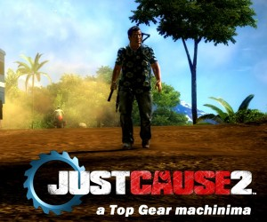 Fan Makes Top Gear Segment in Just Cause 2