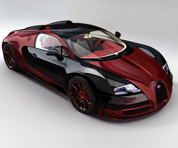 Watch the Final Bugatti Veyron Get Built