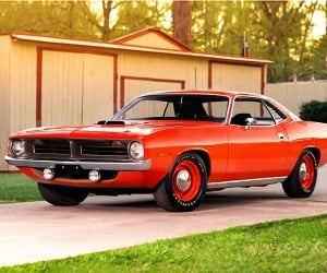 Want a '70 Hemi 'Cuda With 81 Miles on the Odo?