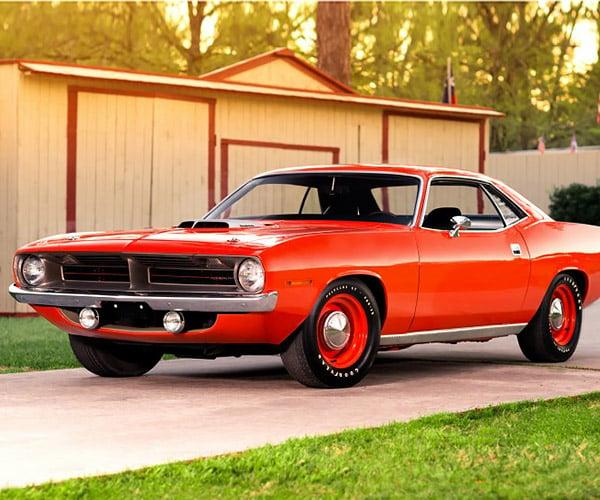 Want a '70 Hemi 'Cuda With 81 Miles on the Odo?