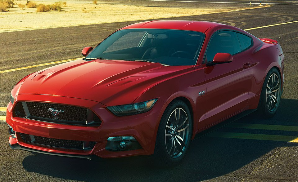 2015 Ford Mustang Sales Obliterate Competition in Q1