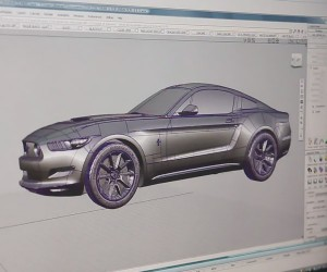 Ford Video Series Documents Creation of 2015 Mustang