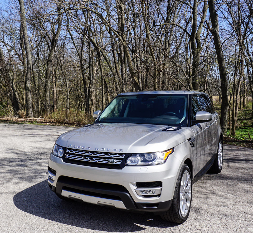 Review 2015 Range Rover Sport Hse