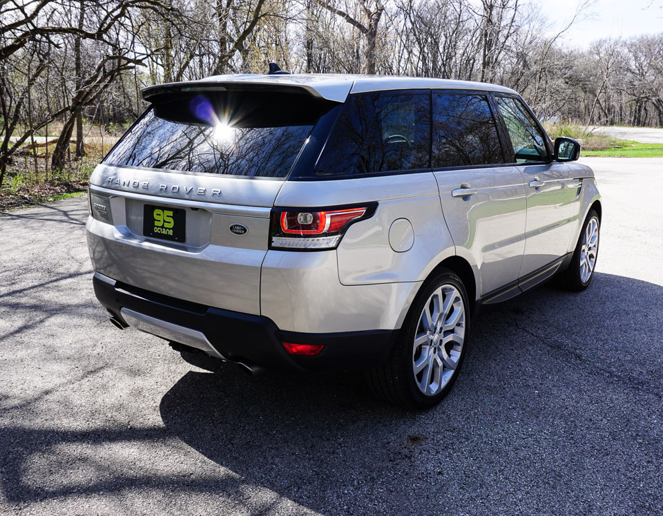 review 2015 range rover sport hse. Black Bedroom Furniture Sets. Home Design Ideas