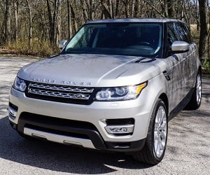 Review: 2015 Range Rover Sport HSE