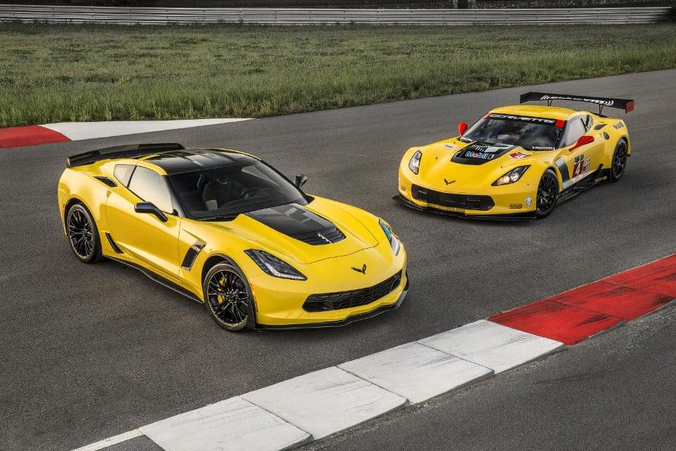 Corvette Z07 C7.R: Because Nobody Notices a Regular Z07