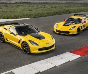 Corvette Z07 C7.R: Because Nobody Notices a Regular Z07
