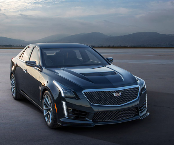 Cadillac CTS-V in Dealers This Summer, Orders Open