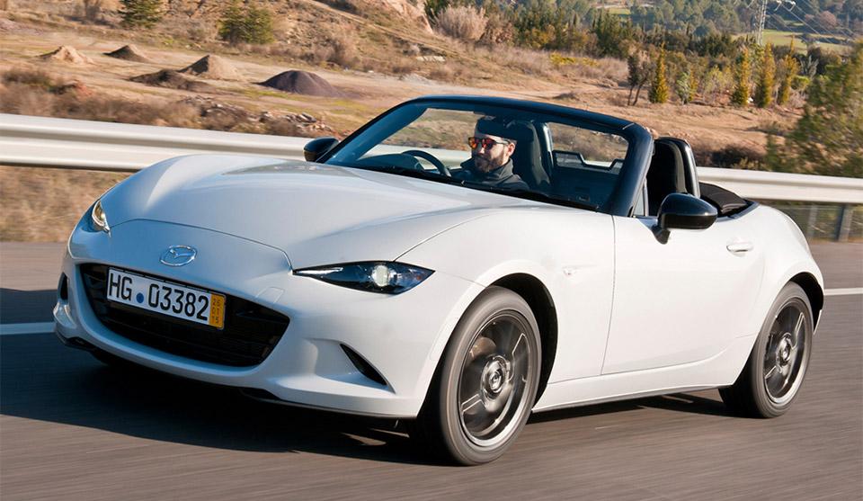 2016 Mazda MX-5 Starting at $24,915