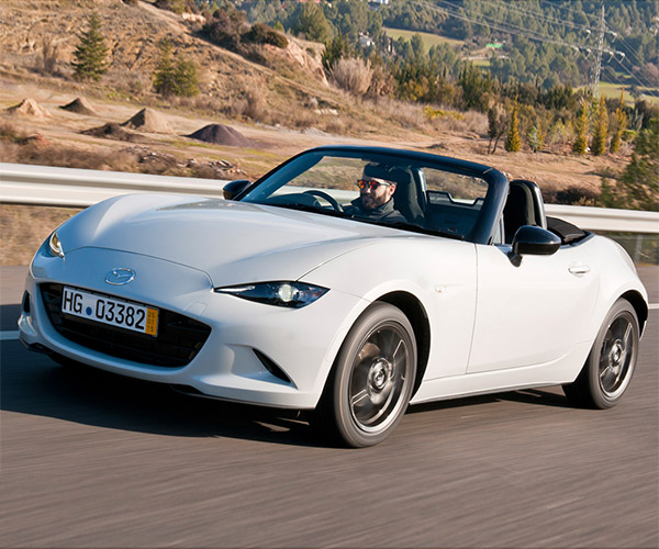2016 Mazda MX-5 Starting at $24,915
