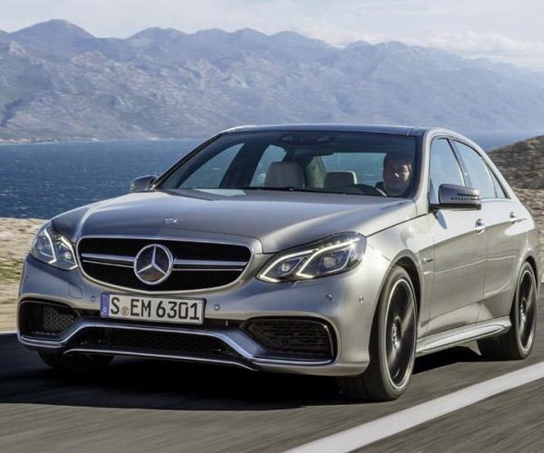 The Next Mercedes E-Class Could Have Highway Autopilot