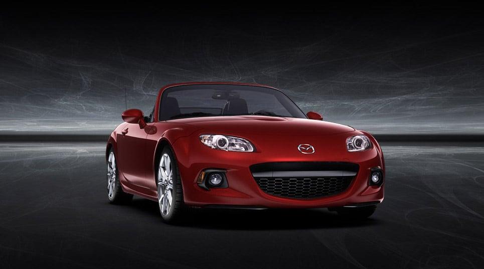 Mazda Releases 2016 Mazda MX-5 Pricing
