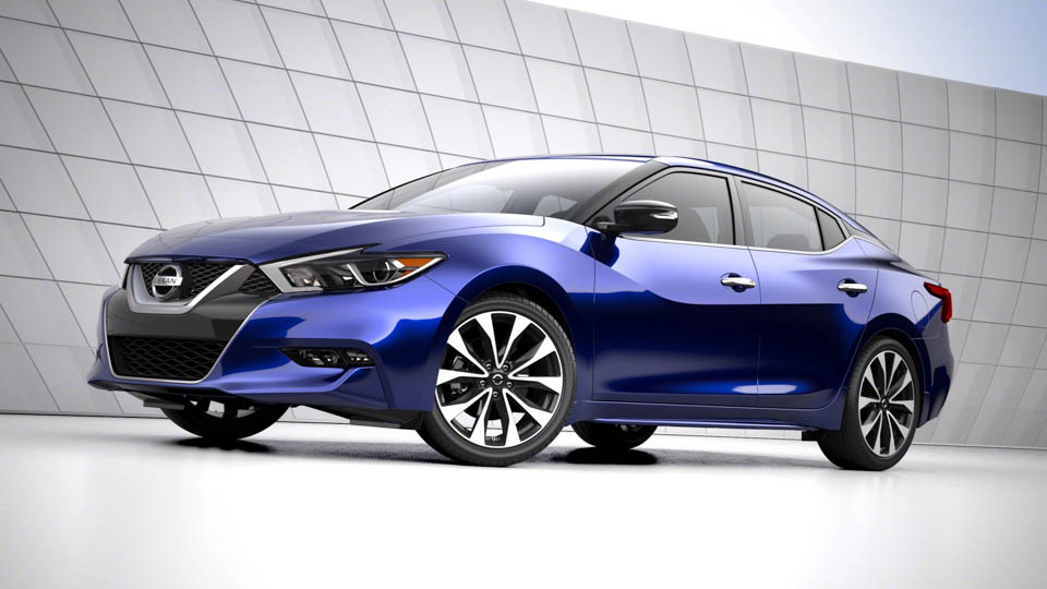 2016 Nissan Maxima Production Kicks off
