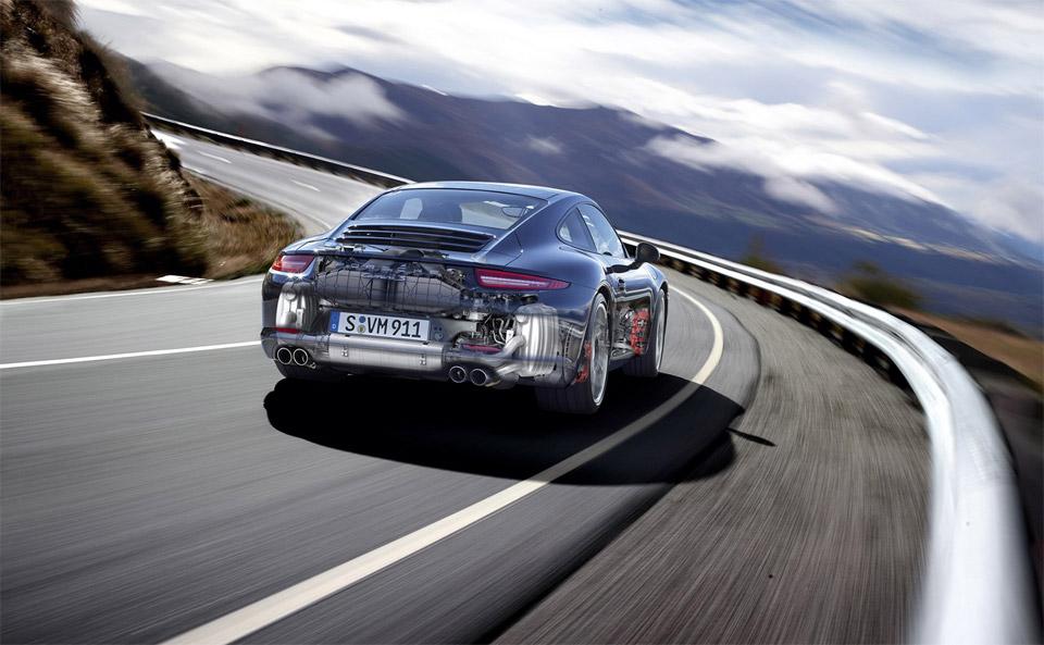 Porsche Vows Future Turbo 911s Will Still Sound Good