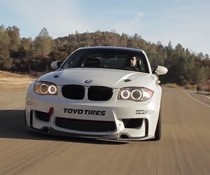 BMW135i Plus V8 Equals Pure Envy