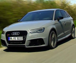 We Need the Audi RS3 to Come Stateside