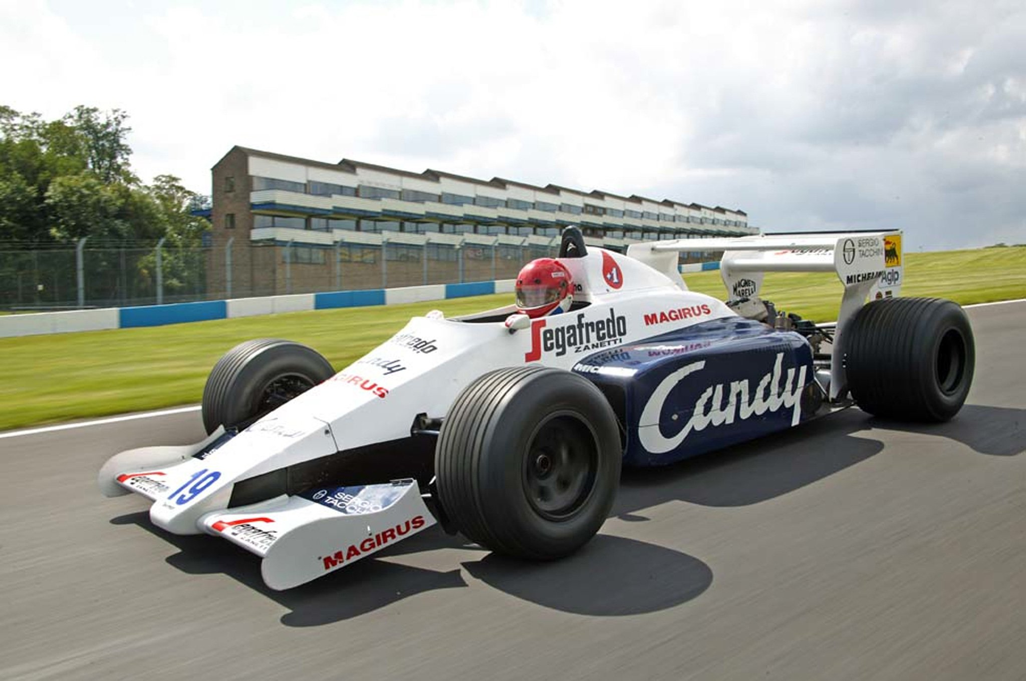 Own Senna's Rookie F1 Car If You Have $2 Million Handy