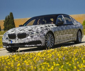 BMW Teases New 7-Series That Can Park Itself