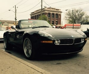 Carspotting: BMW Z8