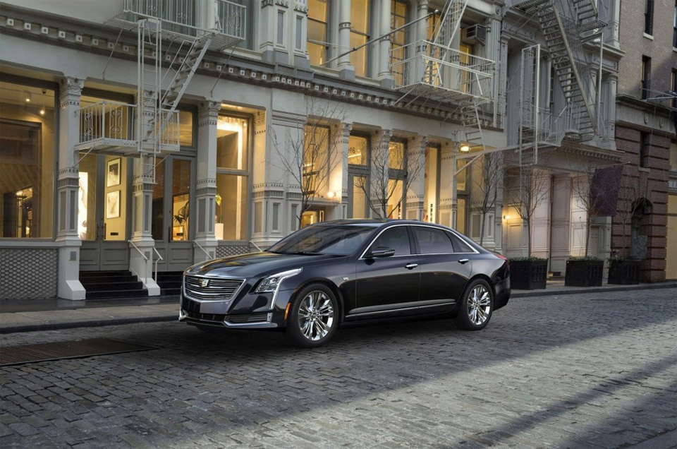 Cadillac Confirms CT6 Plug-in Hybrid