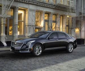 Cadillac Confirms CT6 Plug-in Hybrid