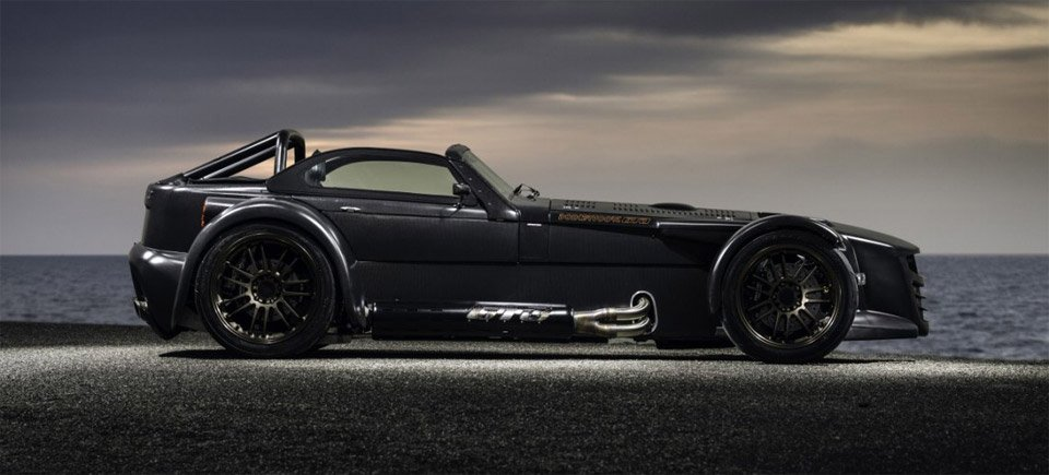 Donkervoort D8 Gto Bare Naked Carbon Edition 95 Octane
