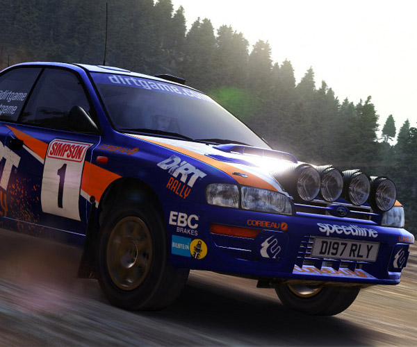 DiRT Rally: For Your Virtual Filthy Racing Pleasure