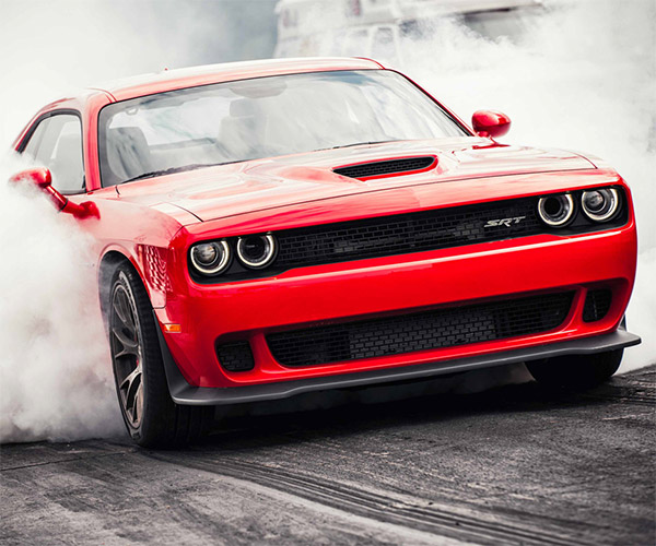 Dodge Loves Us: Will Make 1,000 More Hellcats Annually