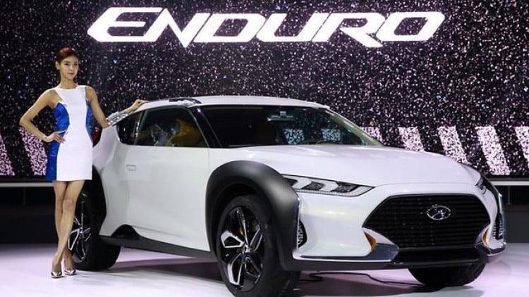 Hyundai HND-12 Enduro Concept SUV