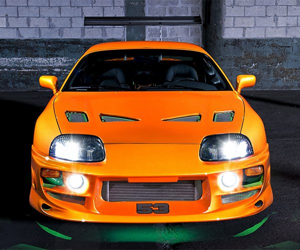 Paul Walker Fast & Furious Toyota Supra Hits the Auction Block