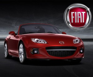 Fiat Version of Mazda MX-5 to Debut Later this Year