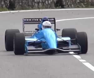 Three Minutes of Awesome Formula Car Sounds