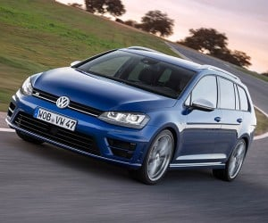 2016 VW Golf R SportWagen: The Want is Strong
